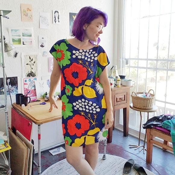 4c2ca24179b0 Marimekko Dresses   Sale Retro Shift Dress   Poshmark